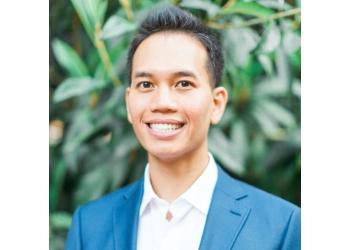 Santa Ana orthodontist Brian Luong, DMD, MBA, MS