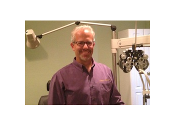 Worcester pediatric optometrist Dr. Brian S. Thamel, OD