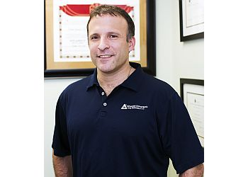 Stamford chiropractor Dr. Brian Yomtov, DC