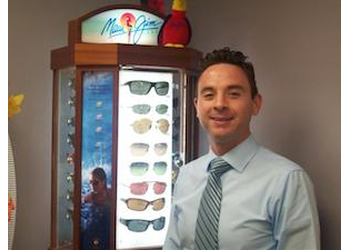 New Orleans eye doctor Dr. Brock J. Songy, OD