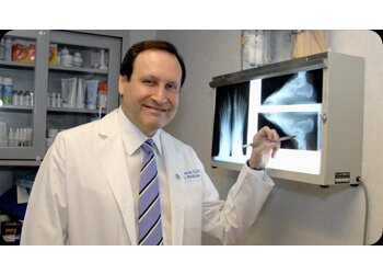 Philadelphia podiatrist Dr. Bruce B. Zappan, DPM, PC