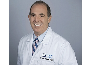 Coral Springs pain management doctor Bruce M. Mann, MD