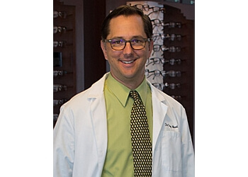 Fullerton pediatric optometrist Dr. C. Troy Allred, OD