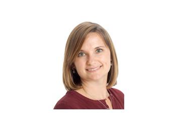 Pittsburgh pediatric optometrist Dr. Caitlin McCauley, OD