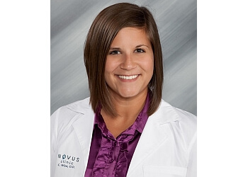 Akron pediatric optometrist Dr. Caitlin Wise, OD