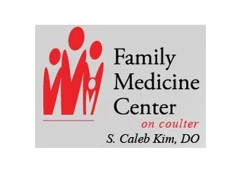 Amarillo primary care physician Caleb S. Kim, DO