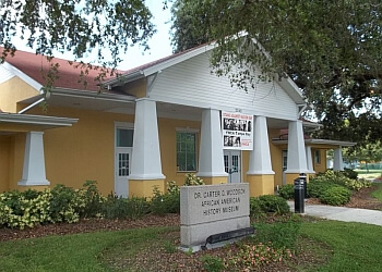 St Petersburg landmark Dr.Carter G. Woodson Museum