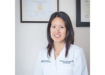 San Francisco gastroenterologist Cathleen Cabansag, MD