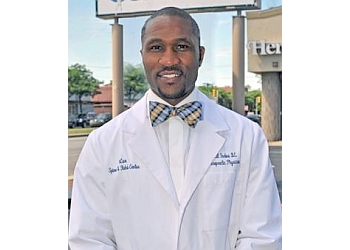 Detroit chiropractor Dr. Cecil I. Forbes, Jr, DC