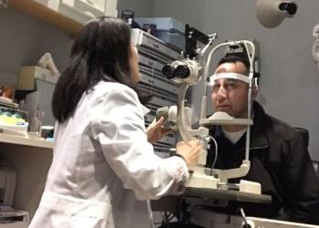 El Monte eye doctor Dr. Cecilia Wong, OD