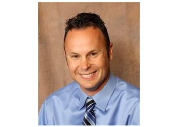 Overland Park orthodontist Dr. Chad Bulleigh, DDS