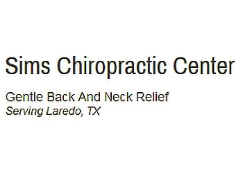 Laredo chiropractor Dr. Chad Sims, DC