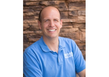 Henderson kids dentist Dr. Chad W. Ellsworth, DMD, MS