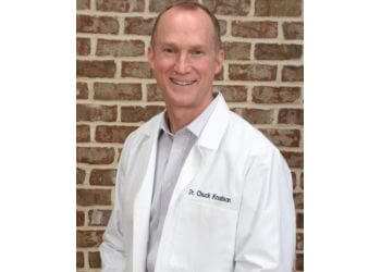 Charlotte eye doctor Dr. Charles Chuck Knudson, OD