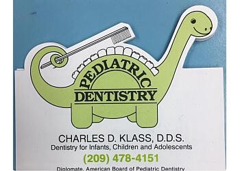 Stockton kids dentist Dr. Charles D. Klass, DDS