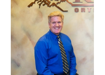 Aurora orthodontist Dr. Charles F. Reed, DDS