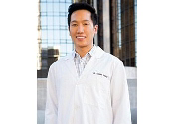 Los Angeles dentist Dr. Charles Huang, DDS
