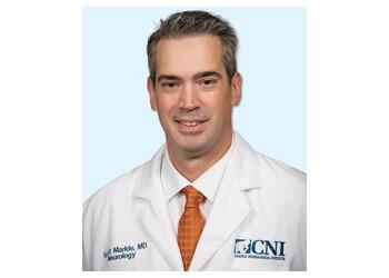 Mobile neurologist Dr. Charles S. Markle, MD