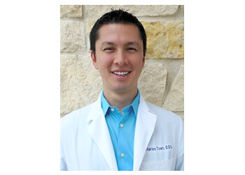 Waco cosmetic dentist Dr. Charles Town, DDS