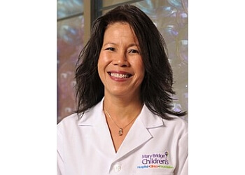 Kent pediatrician Dr. Cheryl Tan-Jacobson, MD