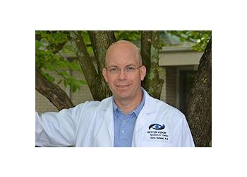 Fayetteville eye doctor Dr. Chris Holland, OD