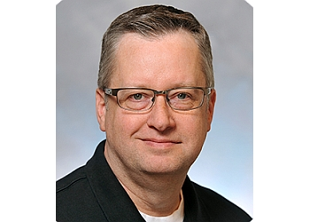 Spokane pediatric optometrist Dr. Chris M. Fairborn, OD
