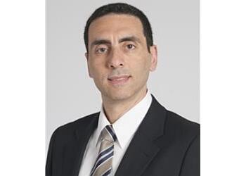 Cleveland endocrinologist Dr. Christian Nasr, MD