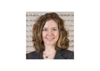 Olathe pediatric optometrist Dr. Christina Bartimus, OD