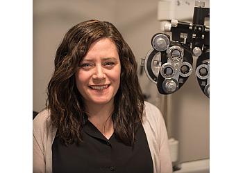 Seattle pediatric optometrist Dr. Christina Fast, OD