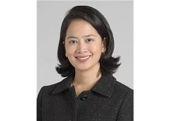 Cleveland dermatologist Christine Poblete-Lopez, MD
