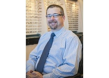 Colorado Springs eye doctor Dr. Christopher Bettner, OD