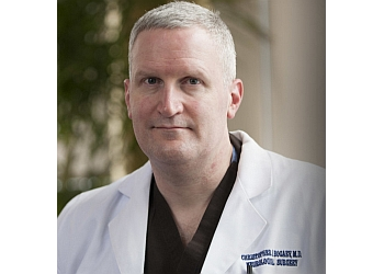 San Antonio neurosurgeon Christopher Bogaev, MD