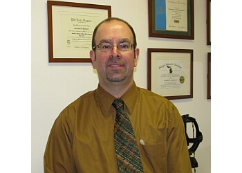 Warren eye doctor Dr. Christopher D. Theodoroff, OD