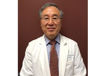 Santa Clarita pain management doctor Dr. Christopher Kim, MD, AAPM