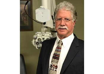 Midland pediatric optometrist Dr. Chuck Phillips, OD