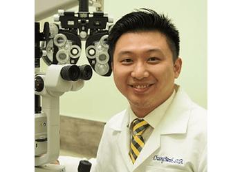 Sunnyvale eye doctor Dr. Chuong Banh, OD
