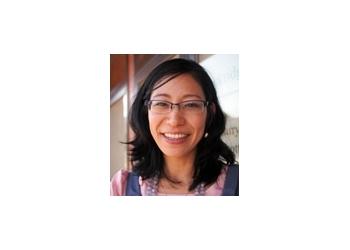 Oakland pediatric optometrist Dr. Cindy Sakai Kim, OD