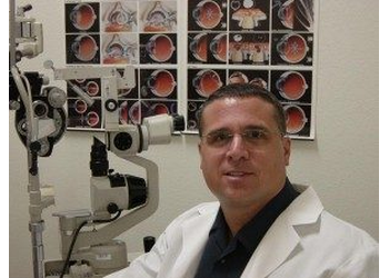 Lancaster eye doctor Dr. Clifford Silverman, OD