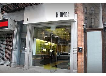 New York eye doctor Dr. Clinton Ho, OD