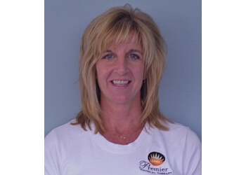 Wilmington physical therapist Dr. Colleen Karr, PT, DPT, COMT, OCS, CCI