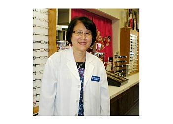 Concord pediatric optometrist Dr. Connie K. Wang, OD