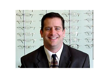 Los Angeles pediatric optometrist Dr. Corey A. Hodes, OD