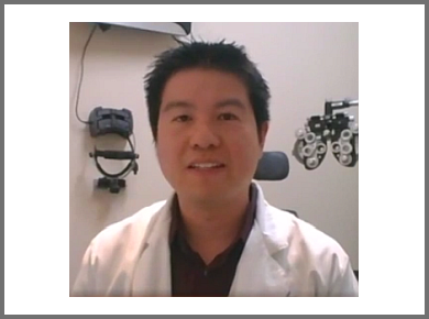 Fremont eye doctor Dr. Corwin W. Li, OD