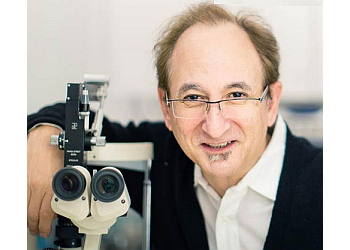 Boston eye doctor Dr. Curtis Frank, OD