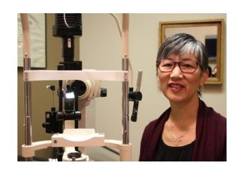 Overland Park pediatric optometrist Dr. Cynthia M. Yin, OD