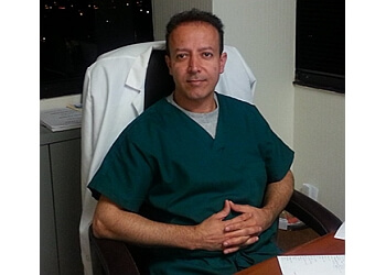 Huntington Beach pain management doctor Dr. Cyrus S. Sedaghat, MD, PM&R