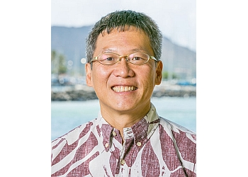 Honolulu urologist Dr. DAVID S. CHOU, MD
