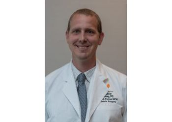 Knoxville podiatrist Dr. Dagon J. Percer, DPM