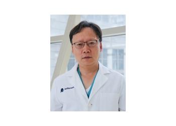Philadelphia pain management doctor Dr. Dajie Wang, MD