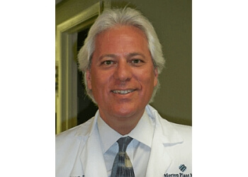 Clearwater podiatrist Dr. Dale Monast, DPM